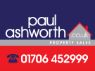 Paul Ashworth & Co, Rochdale branch logo