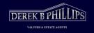 Derek B Phillips, Merthyr Tydfil logo