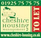 Cheshire Housing Management, Lymm branch logo