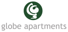Globe Apartments, London branch logo