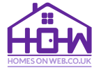 Homes on Web Ltd, Milton Keynes logo