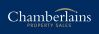 Chamberlains, Teignmouth logo