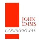 John Emms Commercial, Dudley branch logo