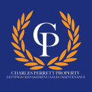 Charles Perrett Property, Swansea branch logo
