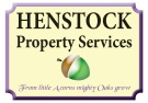 Henstock Property Services, Middleton logo