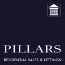 Pillars, Independent Estate Agents logo