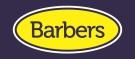 Barbers, Telford branch logo