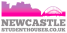 Newcastle Student Houses, Newcastle Upon Tyne logo