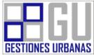 GESTIONES URBANAS, Madrid logo