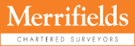 Merrifields Chartered Surveyors, Suffolk logo