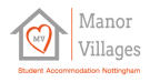 Manor Villages Ltd, Nottingham Logo