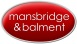 Mansbridge & Balment, Okehampton logo