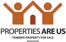 Properties Are Us, Tenerife logo