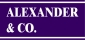 Alexander & Co, Dunstable logo