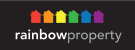 Rainbow Property, Falmouth branch logo