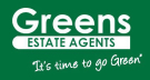 Greens Estate Agents, York logo