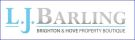 L J Barling, Brighton logo