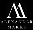 Alexander Marks, London branch logo