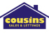 Cousins England Ltd , Failsworth logo