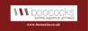 Boococks Estate Agents, Halifax logo