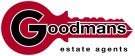 Goodmans Estate Agents, Rustington logo
