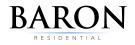 Baron Residential, Egham branch logo