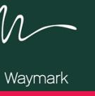Waymark Residential, Uffington branch logo