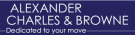 Alexander, Charles & Browne, Forest Hill branch logo