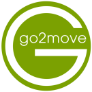 go2move, Wilmslow branch logo