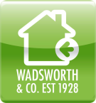 Wadsworth & Co. Est 1928, Walsall logo