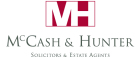 McCash and Hunter, Perth branch logo