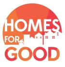 Homes For Good, Glasgow branch logo