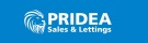 Pridea Sales and Lettings, Lincoln logo