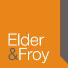 Elder & Froy, Beaminster logo
