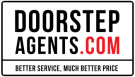 DoorStep Agents, London logo