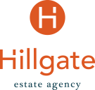 Hillgate Estate Agency, Cardiff logo