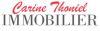 Carine Thoniel Immobilier, Grimaud logo