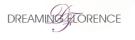 DREAMING FLORENCE DI ALOI LUCIANA, toscana logo
