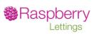 Raspberry Lettings, Batley branch logo