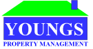 Youngs Property Management, Newport Pagnell branch logo