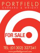 Portfield, Garrard & Wright, Rossington branch logo