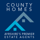 County Homes, Ayrshire - Sales logo