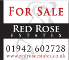 Red Rose Estates, Hindley branch logo