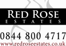 Red Rose Estates, Hindley logo