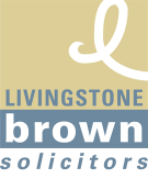 Livingstone Brown Solicitors, Glasgow branch logo
