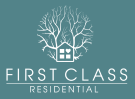 First Class Residential, Houghton-le-Spring logo