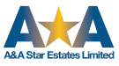 A&A Star Estates LTD, Finchley logo