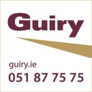 Guiry Auctioneers, Waterford logo