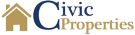 Civic Properties, Shildon branch logo