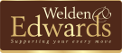 Welden & Edwards, Tiverton logo